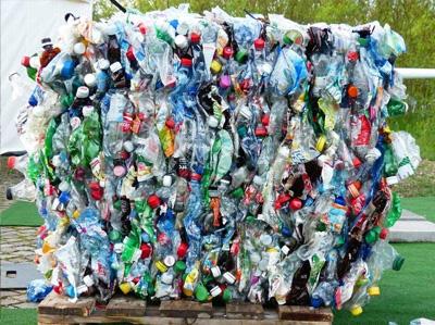 回收废塑料