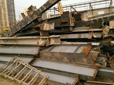 工厂废铁回收案例