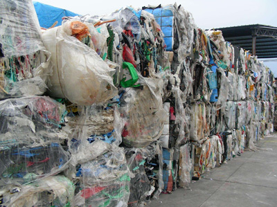 废塑料回收案例展示