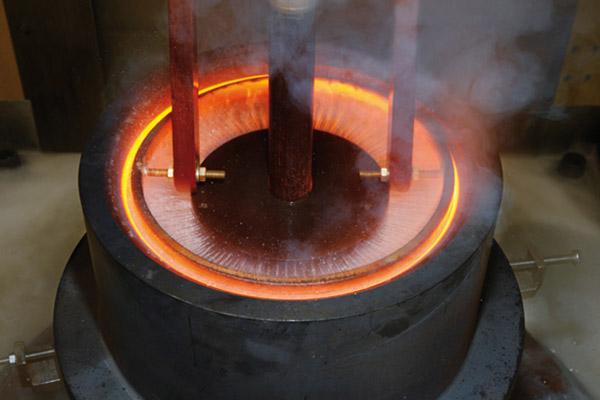 西安某刀具淬火生产线