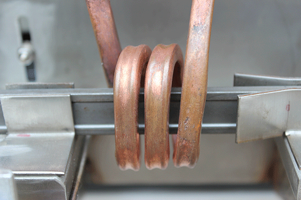 铜管高频感应焊接