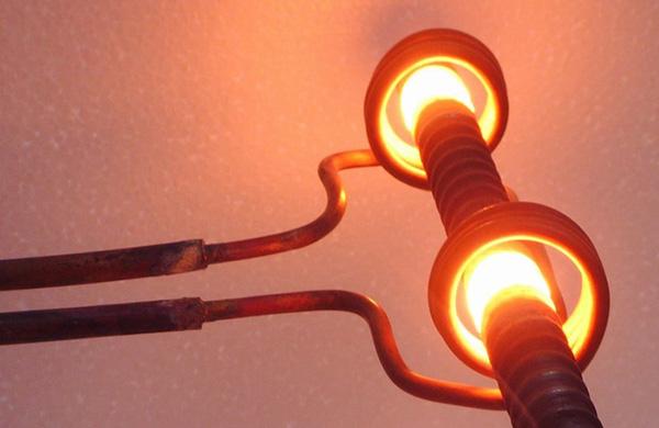 电机铜线感应钎焊