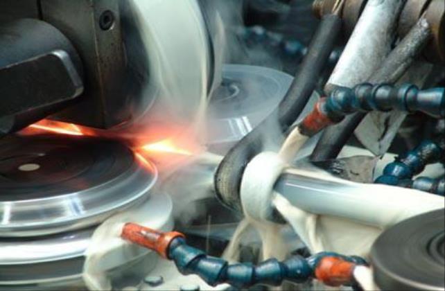 冰箱压缩机管高频钎焊