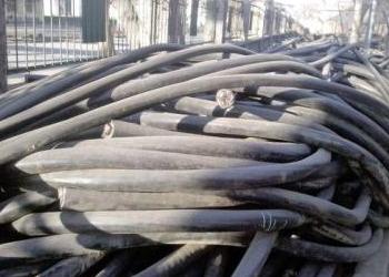 废弃电缆回收