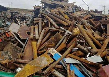 废弃钢铁回收