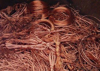 回收废旧铜