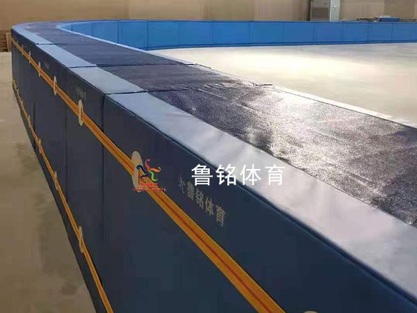 界墙式短道防护垫与短道速滑防护垫是什么尺寸?