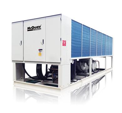 螺杆式风冷冷水热泵机组—麦克维尔大型中央空调
