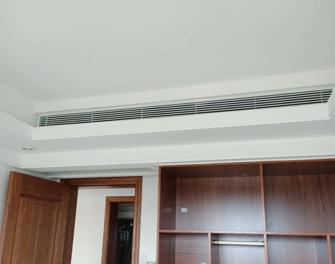 成都麦克维尔中央空调专卖店介绍:选择风管机有什么优势?