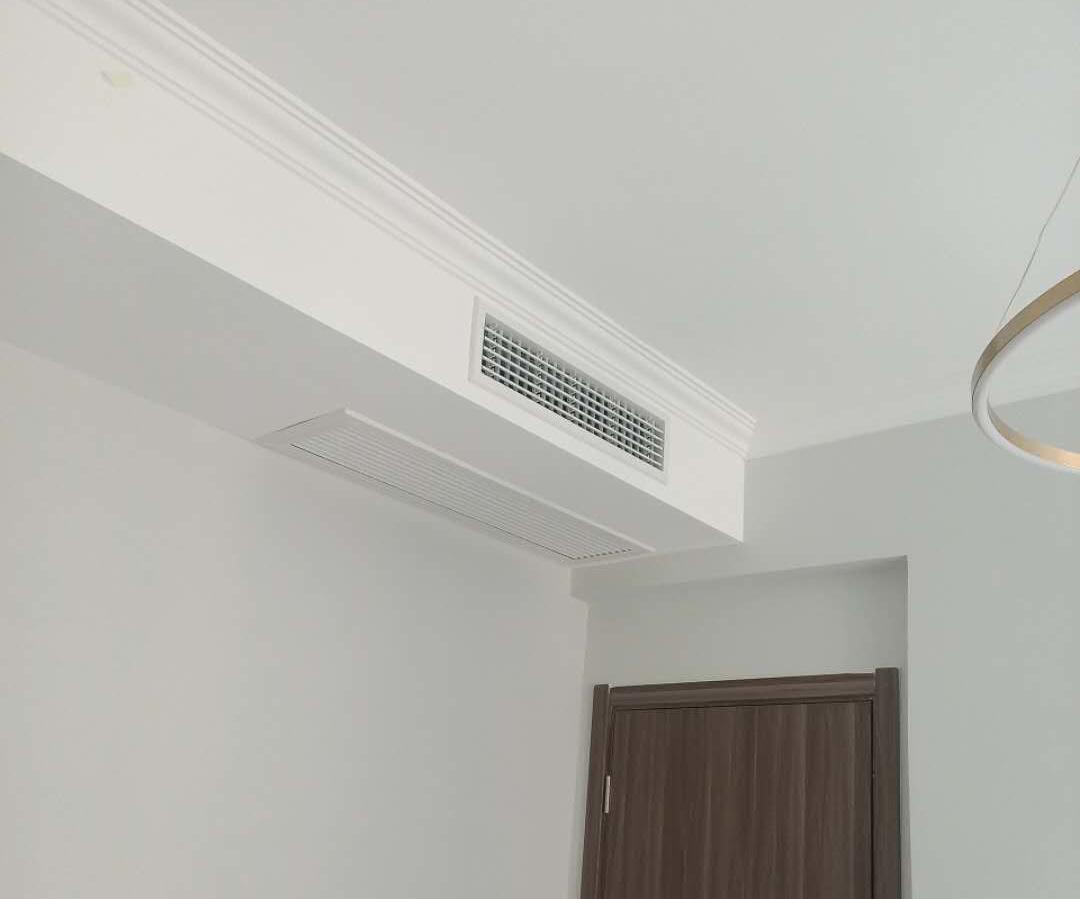 成都麦克维尔中央空调专卖店介绍:风管机和传统分体式空调到底哪个好?