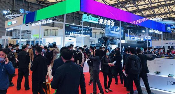 百年科技,定制未来 麦克维尔8大技术展区闪耀中国制冷展