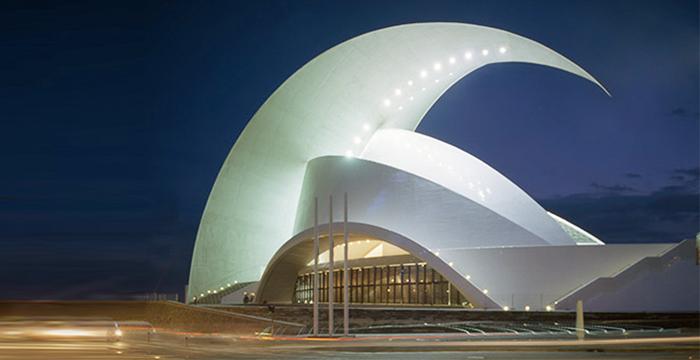 西班牙特内里费歌剧院