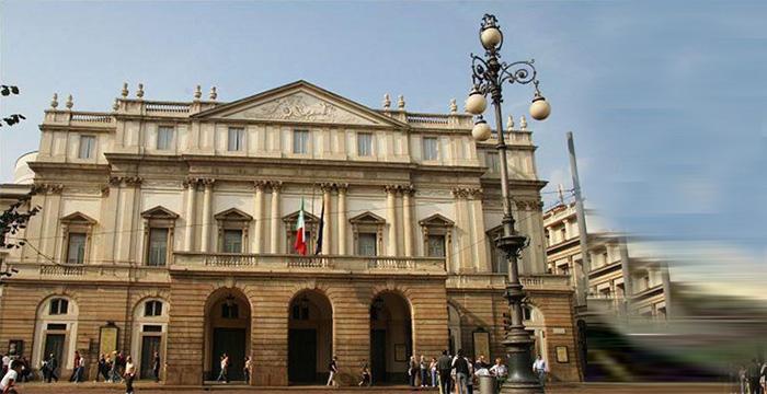 意大利La Scala剧院