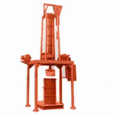 液压立式水泥制管机