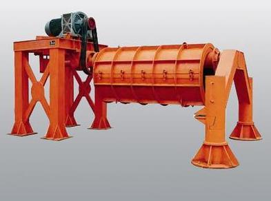 小型水泥制管机
