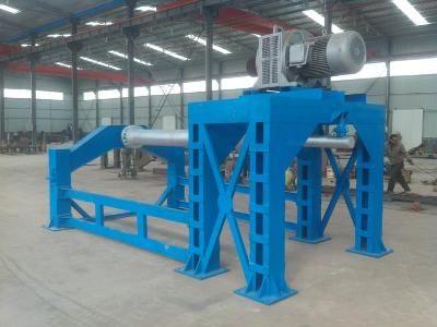 水泥u型槽设备生产设备用途及工作流程