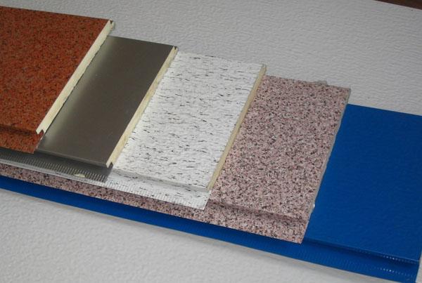 新型保温装饰一体化板