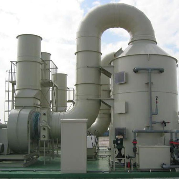 废气净化塔上用的喷淋泵如何选型?你知道吗?