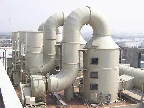 分享废气处理设备预防维修方法是什么?