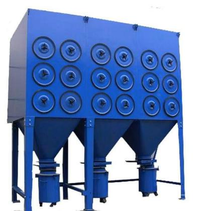 工业滤筒除尘器