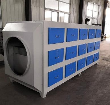 废气处理设备安装需注意的问题