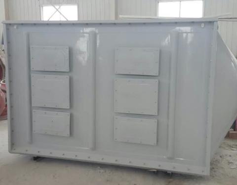 玻璃钢活性炭吸附箱