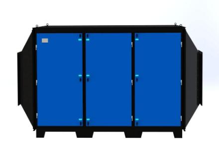 小型活性炭吸附箱