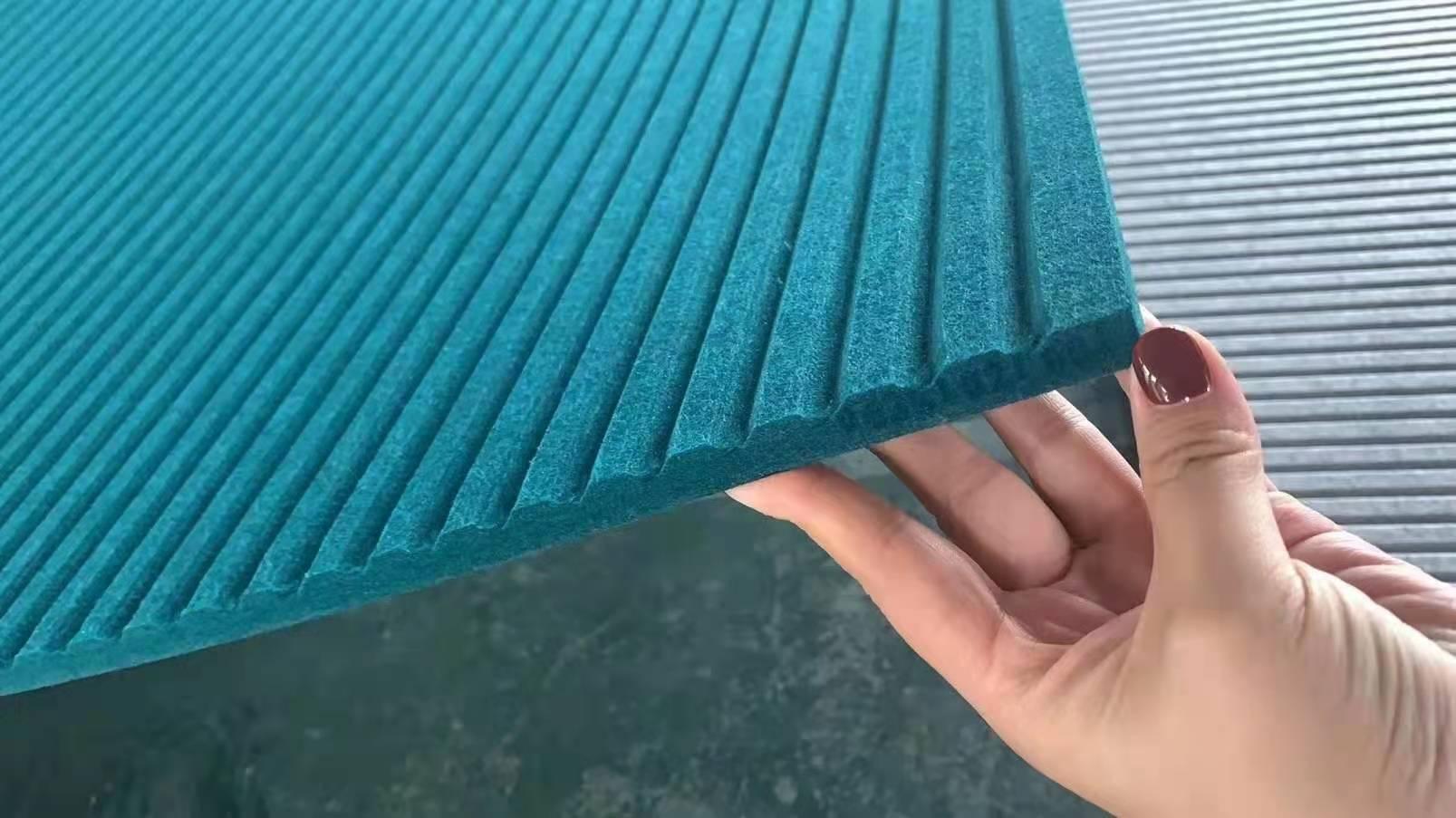 西安聚酯纤维吸音板