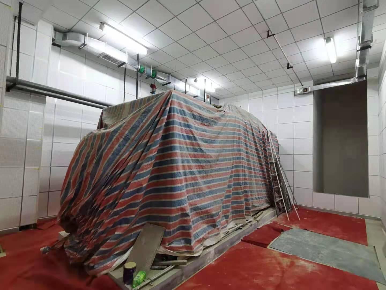 西安硅酸钙吸音板工程案例