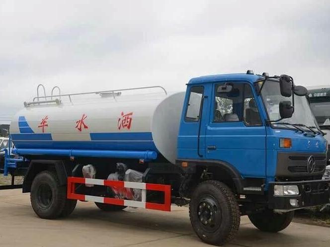 /鳳城/凌海灑水車除了給路面灑水降塵還能做什么