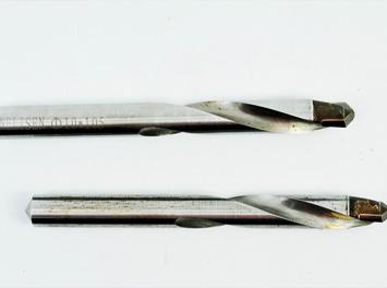 焊接螺旋钻头