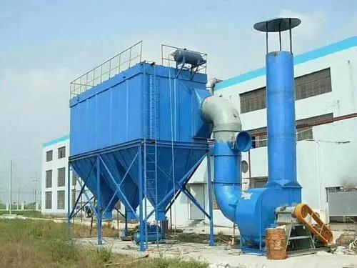 泰安/聊城除尘设备对改善企业生产环境至关重要