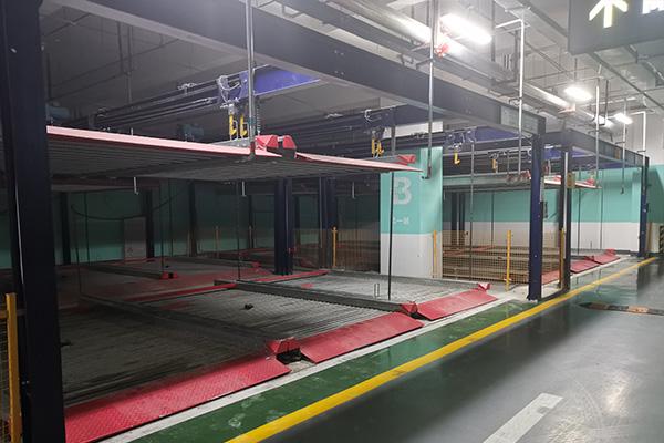 淺談貴陽平面移動立體車庫的特點及原理