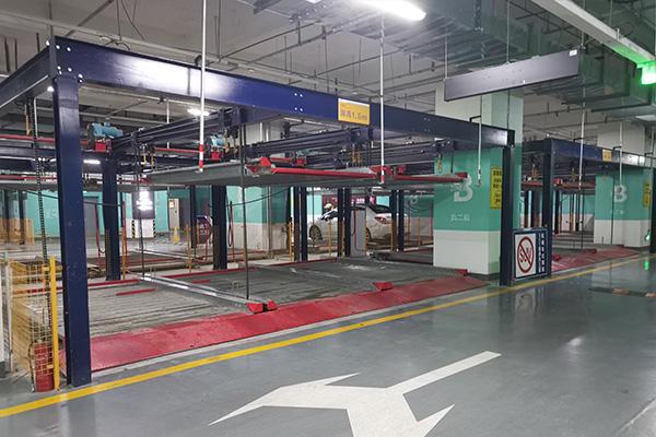 鋼絲繩提升在云南升降橫移車庫中的優缺點是什么