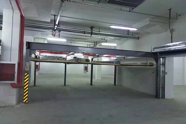 两层智能车库