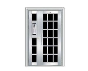 不锈钢入户防盗门