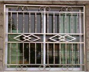 定制花纹不锈钢护窗