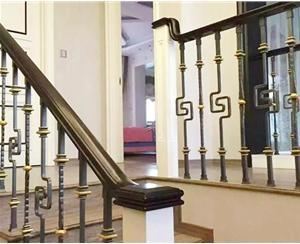 复式不锈钢楼梯扶手