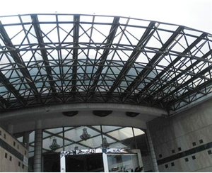 商场不锈钢网架
