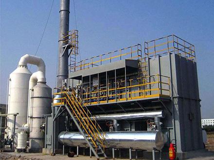 RCO蓄热式催化氧化炉
