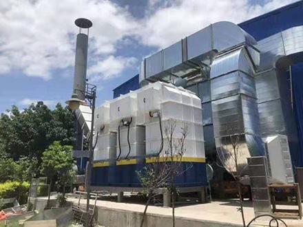RTO蓄热式热氧化炉