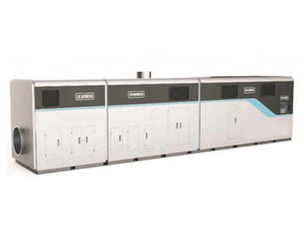 沸石分子筛转轮+CO撬装式一体化治理设备