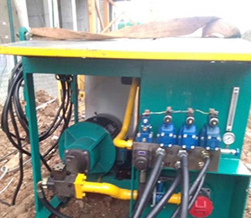 液压打桩机具有的优点与运用范围