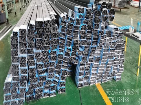 鋁型材的表面處理的處理技術