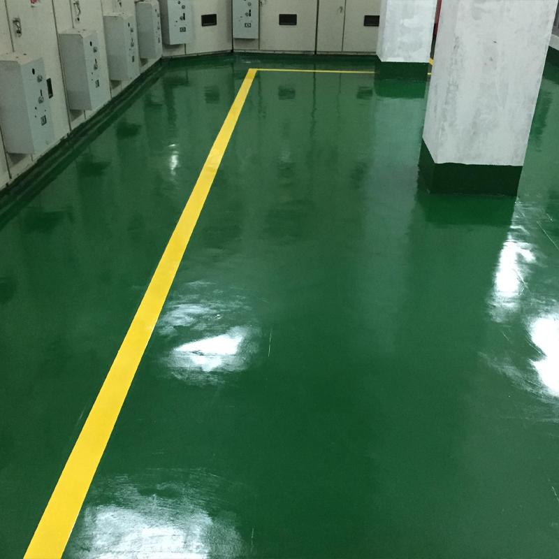混凝土彩色耐磨地坪