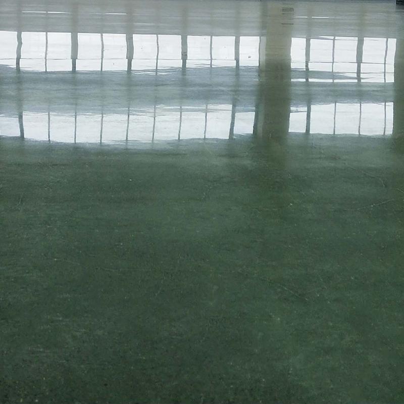 金刚砂固化地坪