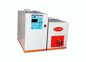 超音頻感應加熱設備具有多項自我保護功能