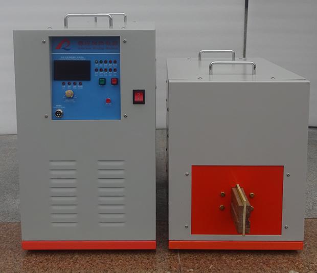 关于中高频感应加热设备的四大优势
