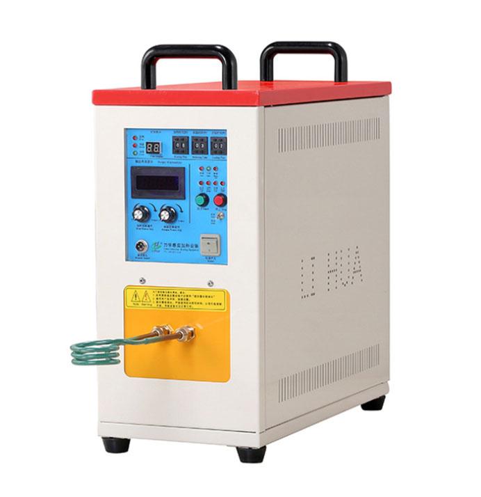 中高頻感應加熱設備的感應加熱效果如何判斷?