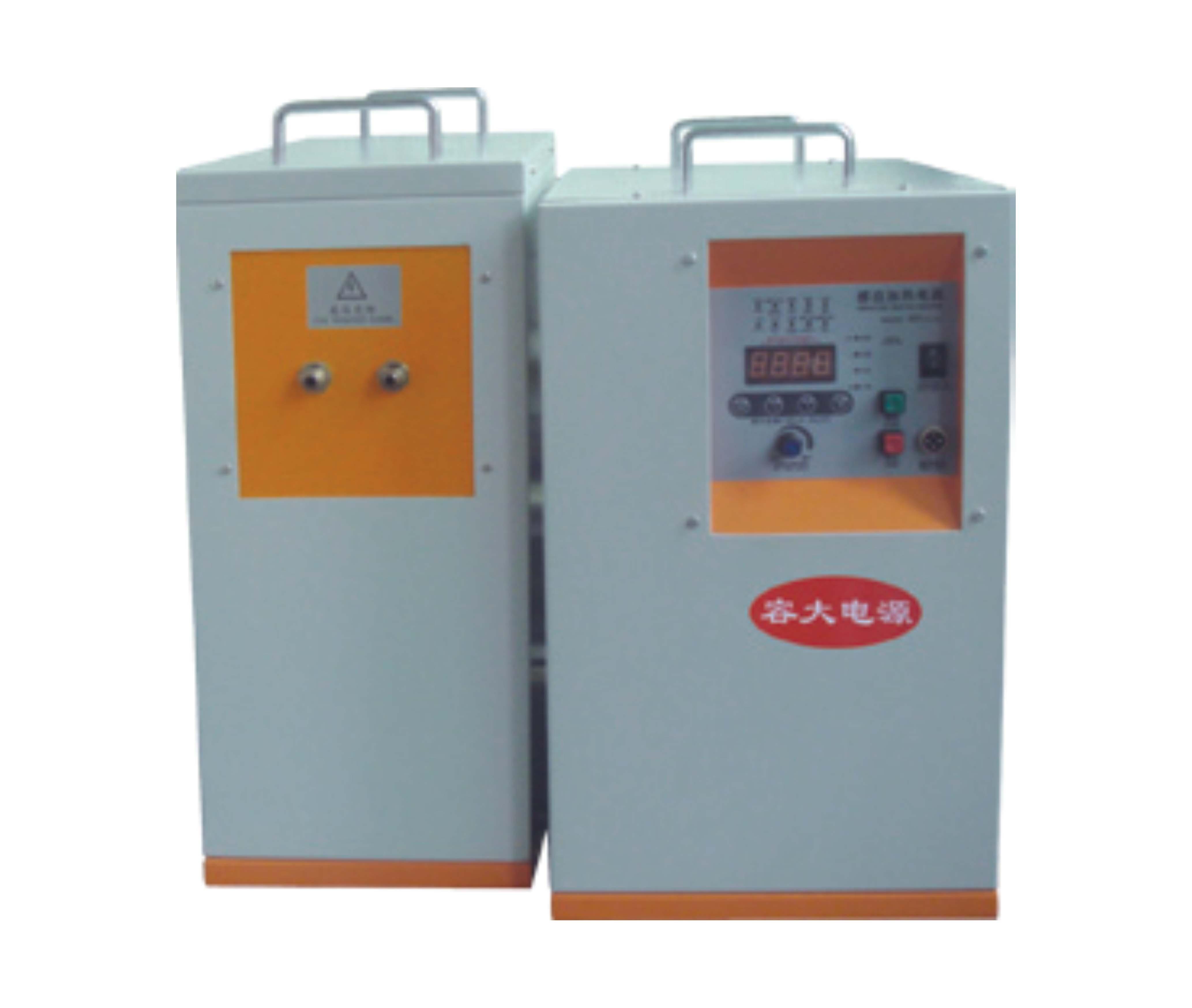 感应加热设备常见的2种冷却方式